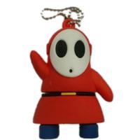 Clown red dress modle USB 2.0 Enough Memory Stick Flash Pen Drive 4GB/8GB/16GB /32GB