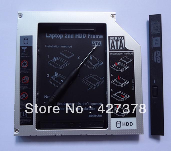 Корпус для HDD 2/ssd caddy ASUS X 62 X 64 X 67 X 70 X 71 12.7 S/S корпус для hdd orico 9528u3 2 3 5 ii iii hdd hd 20 usb3 0 5