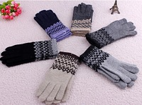 2013 Winter Gloves  wool glove Cycling gloves  free shipping