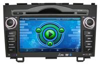 Car DVD Player for HONDA CRV 2006-2011,HONDA CR-V 2006-2011,Car DVD Player with GPS Car Audio BT Touch Screen BT IPOD,3GOptional