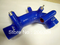 SILICONE TURBO INLET INTAKE INDUCTION PIPE HOSE FOR SUBARU  IMPREZA WRX STi GC8 VER.3 4 EJ20
