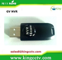 16ch GV-NVR support 16ch ip camera support version 8.5