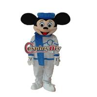 Freeshiping New Best selling custom made Leisure Mickey mascot costume