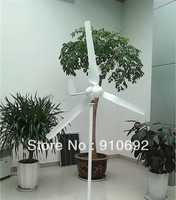 700W ac 12v/24v high efficient windmill white mill with CE ISO