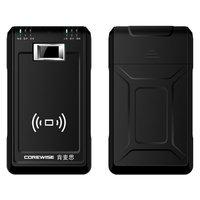 13.56MHz, ISO 14443 Type B standard  with fingerprint reader