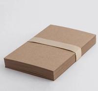 Postcard, DIY kraft card, Christmas cards, blank postcards