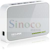 TP-LINK 5 Port Fast Ethernet 10/100Mbps Network Switch Desktop RJ45 - TL-SF1005D
