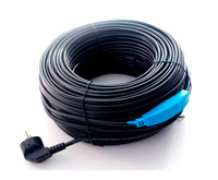 4m Prevent Water frozen Pipe Heating Cable for Water lines and process pipe systems4M-64W