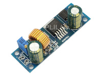 DC-DC 4.5-30V to 0.8-30V 5A Adjustable Step-Down Voltage Supply Power Module Buck Converter 12V to 5V
