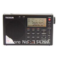 TECSUN PL-310ET FM AM MW SW LW DSP Receiver WORLD BAND Shortwave RADIO Digital Demodulation Stereo Radio