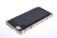 Moblie phone Case SECTOR 5 for iPhone 5 - Flux CHAMPAGNE with BLACK Back plate