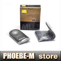 Free shipping Genuine Nikon ML-L3 Remote Control D80 D90 D600 D5000 D5200 D7000 UK STOCK BNIB