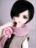Free shipping LUTS Kid Delf Boy BORY bjd / sd doll volks dod1/4soom dod ai(include makeup and eyes)