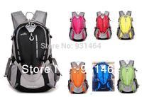 Free shipping 25L Nylon outdoor climbing backpacks waterproof sport camping hiking travel bag mochila bolsas bolsos