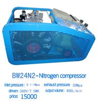 Nitrogen compressor  high quality  high pressure 30M-exhaust pressure 200L/min output volume