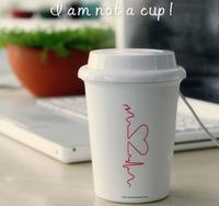 Coffee cup usb humidifier mini humidifier atomizer gift tianjin