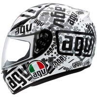 Agv 65 k-3 series limited edition motorcycle helmet