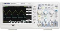 Free shipping  Siglent  100MHz Digital Oscilloscope SDS1102CNL 1GSa/s New arrival!