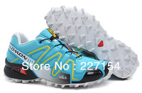 Hotselling!!!11 Colors New salomon speedcross shoes zapatillas mens winter shoes waterproof shoes men running shoes sneakers