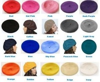 New Fashion Wool Warm Women Beret Beanie Hat Cap Hot