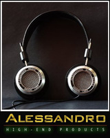 Alessandro alice m2 hifi earphones package