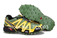 2013 Salomon Speed cross Athletic Running Sports Man Shoes Outdoor size 40-46