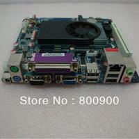 INTEL ATOM D2550 MINI-ITX Motherboard 12V DC DC power supply 6 com onboard