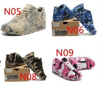 Free Shipping Wholesale women Max Athletic Shoes 90 VT Camouflage Corps Running Shoes women's 90 Max Brand N Sport K air shoes