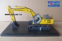 New holland kobelco e485b alloy excavator truck model 8038