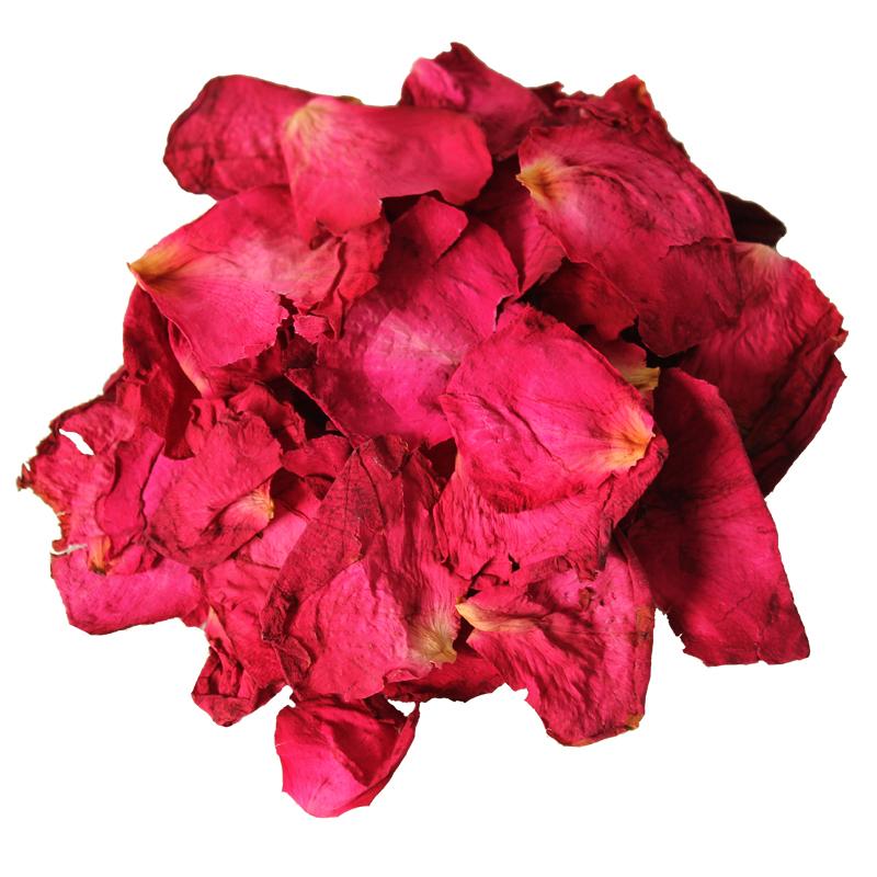 Bulk rose premium whitening , skin care beauty petal bath 250g(China (Mainland))