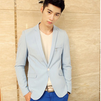 13 autumn hasp male slim suit blazer x671-p160 tianlan