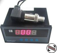 Diffused silicon Pressure sensor Pressure transmitter Pressure controller With digital display upper and lower alarm