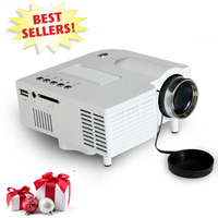 Best children gifts mini portable HDMI projector home used games video DVD PS Wii Xbox LED projecteur proyector cheapest price
