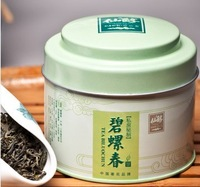 hot deal! 50g/can new 2013 green tea biluochun health care slimming tea gift for the new year freeshipping