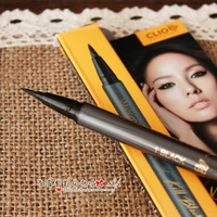 Prolocutor clio black waterproof liquid eyeliner pen