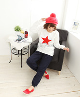 3 130 2013 o-neck casual fleece sweatshirt aw-8415