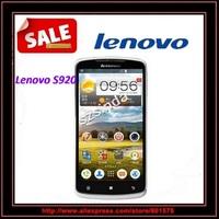 Lenovo S920 MTK6589 Quad Core Mobile Phones 5.3 inch Android4.2 1GB Ram 4GB Rom GPS bluetooth WCDMA  dual cameras 8.0mp dual sim