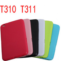 Pure Color Smooth Surface TPU Case for Samsung Galaxy Tab 3 (8.0) / T3110 / T3100 wholesale