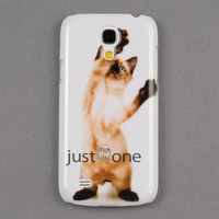 Chic Cute Lovely Pattern Case Cover for Samsung Galaxy S4 mini i9195 i9190 i9192