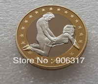 New style Sex Euro coin 10pieces/lot      Item 10
