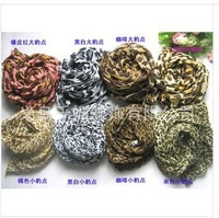 The new wave point lace scarf rhinestone sequins embroidery noble double dot scarf wholesale scarves