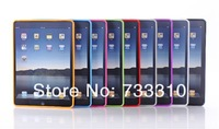 TPU Candy soft Case Cover for Ipad5 Air,TPU Crystal Case Shell For Ipad Air 5,multi colors 50pcs Fedex free