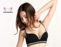 Heavy discount fashion style Free shipping Sexy Seamless sports padded Push Up Bra M:77-82cm L:85-94cm 150 PCS / lot 599 USD
