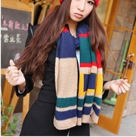 Fashion lady winter scarves acrylic knitting scarf big scarf for winter korean Style dropshipping