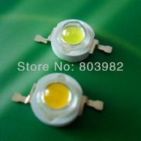 High quality Epistar 1 watt led diode warm white 3000-3500K 45mil chipset led bead(CE&Rosh)