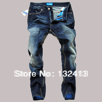 mens jeans regular direct selling top fashion jeans shorts men pants 2014 skinny style brand cotton men's trousers leg 9137