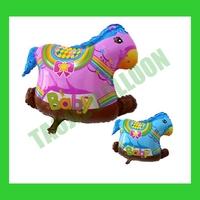 Free Shipping 100pcs/Lot whirligig Balloons,Carousel balloon for Kids
