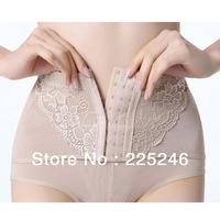 Women High Waist Tummy Control Shaper Briefs Slimming Pants Underwear Knickers
