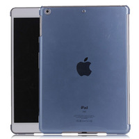 10pcs/lot Clear Crystal Transparent Hard Case Cover for Apple iPad Air 5 Free Shipping