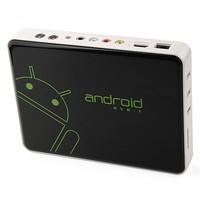 Free Shipping ET02 DVB-T Android 4.0 TV Box WiFi Internet HD 1080P HDMI Amlogic-8726 M3 Cortex A9 RAM 1GB ROM 4GB Set Top Box
